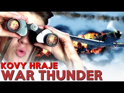 War Thunder - Peklo v oblacích | Jsem letec!