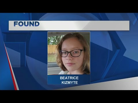 12-year-old girl found safe