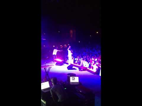 "Childish Gambino x Chance The Rapper: ""They Don't Like Me"" Live In N.C...."