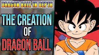 The Creation of Dragon Ball