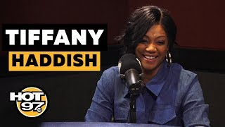 Ebro In The Morning - Tiffany Haddish On Katt Williams' Apology, What She Wants In A Man + Who Framed Roger Rabbit 2?
