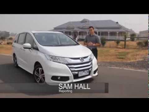 Honda Odyssey VTi L video review