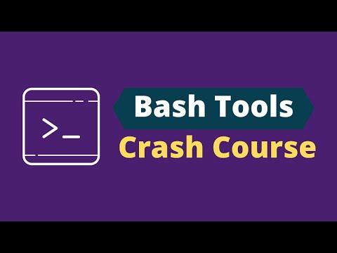 Modern Bash Command Line Tools - Crash Course