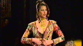 Christy Turlington Reporting 1992