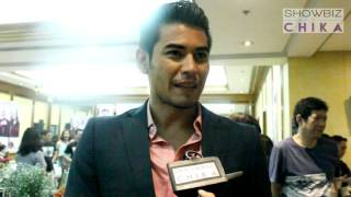 Fabio Ide plans to marry Bianca Manalo next year