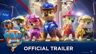 PAW Patrol: The Movie (2021) Video