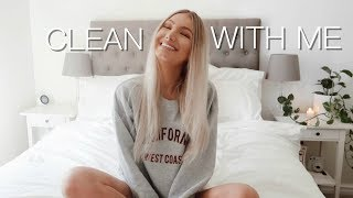 CLEANING MY BEDROOM (Clean With Me)