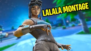 """The BEST Fortnite Montage EVER! (""""LALALA'')"""