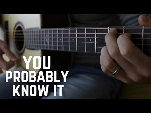 The Most Satisfying Chord Progression on Guitar