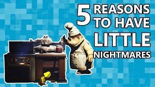 5 Reasons Little Nightmares will give you actual NIGHTMARES!