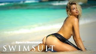 Hailey Clauson Spreads Out, Goes Bare In Paradise | Irresistibles | Sports Illustrated Swimsuit