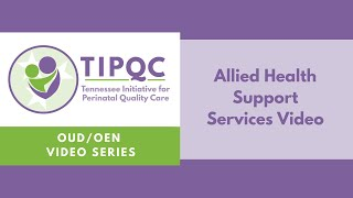 Allied Health Support Services Video