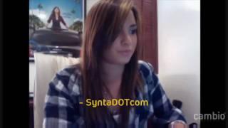 "Demi ""Talks of Selena Gomez"" Live Chat June 30, 2010"