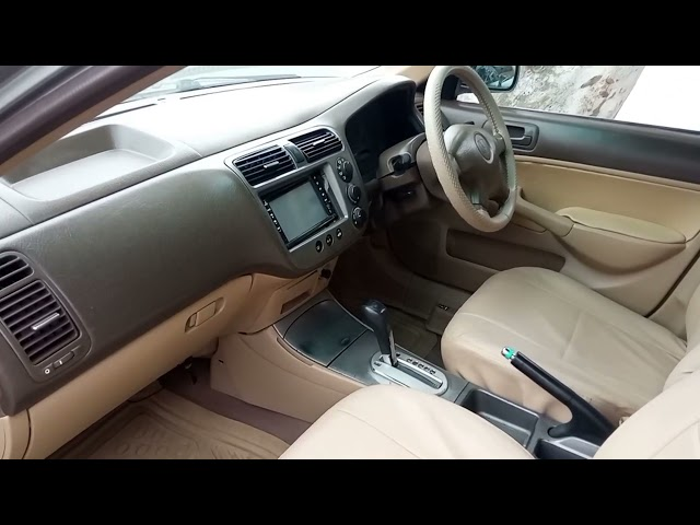 Honda Civic VTi Oriel Prosmatec 1.6 2005 for Sale in Multan