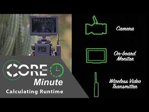 Core Minute: Calculating Runtime