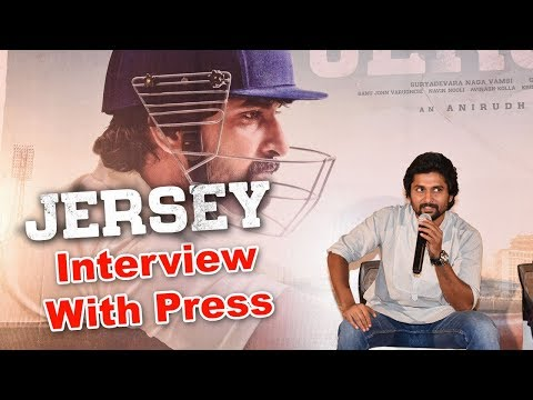 Jersey Team Interview About Release Date With Press