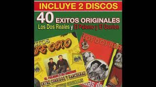 Los Dos Reales / El Palomo Y El Gorrion - 40 Exitos Originales (Disco Completo)