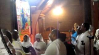 Debre Selam Medhane Alem Ye Ethiopian Orthodox Church MN የጽጌ ማኅሌት