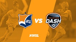 Sky Blue FC vs. Houston Dash