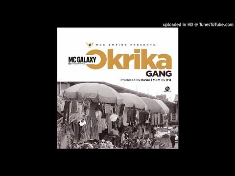 Mc Galaxy - Okrika (freestyle)
