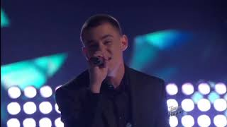 The Voice 2014 Finale   Chris Jamison Original Performance   Velvet