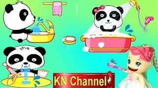 Trò chơi KN Channel TỔNG HỢP KỸ NĂNG SỐNG KHI Ở NHÀ 1 MÌNH QUA ĐÊM | GIÁO DỤC MẦM NON