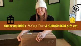 Unboxing BRÖÖ's Holiday gift set