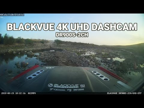 BLACKVUE DR900S-2CH SAMPLE  DAY FOOTAGE (OFF-ROAD) #2