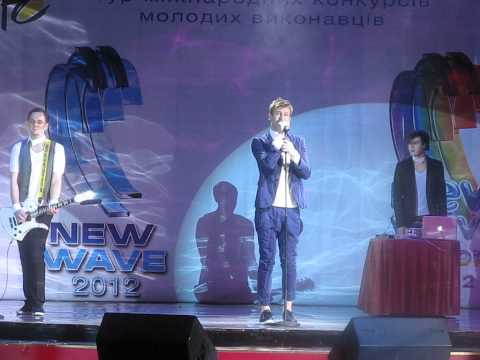 Иван Дорн - Новая Волна 2012