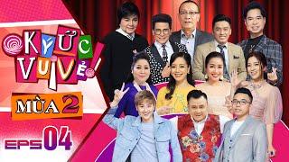 Ký Ức Vui Vẻ | Mùa 2 - Tập 4: Lam Trường với hit Mưa Phi Trường khiến Puka, Ốc Thanh Vân náo loạn