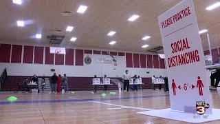 Early voting begins in Louisiana