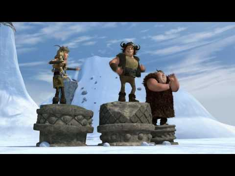 How to Train Your Dragon (Olympic Vignette 'Medal Ceremony')