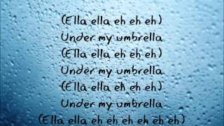 Rihanna    Umbrella With Lyrics HD