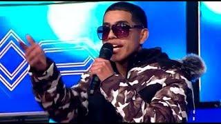 """Daddy Yankee cantó """"Llegamos a la disco"""", """"No es culpa mía"""" y """"Limbo"""""""