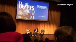 Jeff Jones, CEO of Apple Corps Ltd, talks about Beatles' refusal to play to segregated audiences at