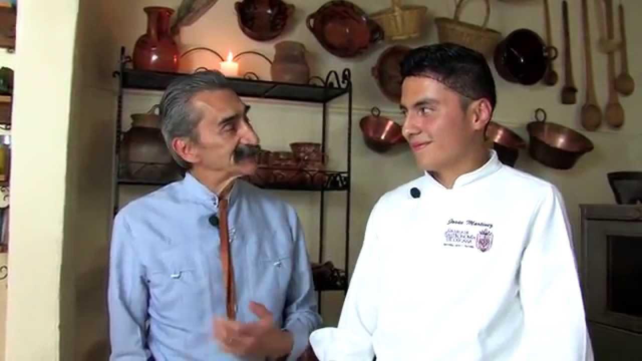 Postres Mexicanos: ¿Cómo hacer Buñuelos? Yuri de Gortari