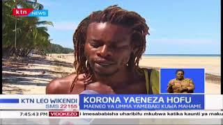 Janga la Korona yaeneza hofu katika eneo la Pwani