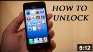 HOW TO UNLOCK ANY CDMA AND/OR GSM  IPHONE !