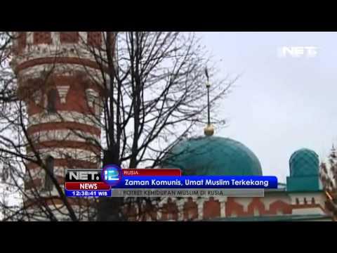 NET12 - Kehidupan Muslim di Rusia