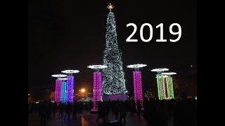 Новогодняя Елка в Киеве 2019/KIEV Ukraine Christmas tree 2019