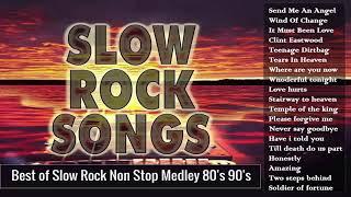 Myke ⁓ Top Ten Best Slow Rock Love Songs 80s