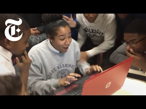 The ugly truth behind viral college acceptance reaction videos. An investigation by the NY Times.