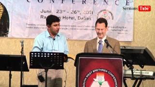 Southwest Brethren Conference (SWBC) - 2011 : Christian Message By Bro. Rex Trogdon