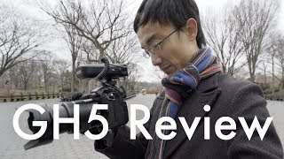 Panasonic GH5 Hands-on review in NYC: Lok's Wideo Blog 26.3.2017