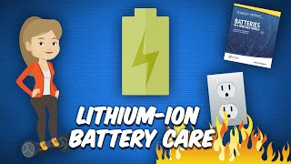 The Definitive Guide to Li-Ion Battery Care