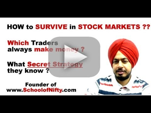 Secret of Stock Markets – Which traders always make money & grow