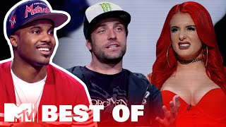 Ridiculousnessly Popular Videos ft. MTV Stars Justina Valentine & B. Simone 🤩 #AloneTogether