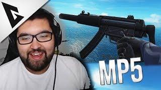 VENDO A MP5 PELA PRIMEIRA VEZ NO CS:GO!