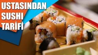 Ustasından sushi tarifi