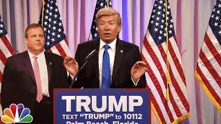 Donald Trump's Super Tuesday Speech (Jimmy Fallon)